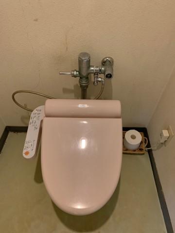 2階トイレ男子③前(男子大浴場)